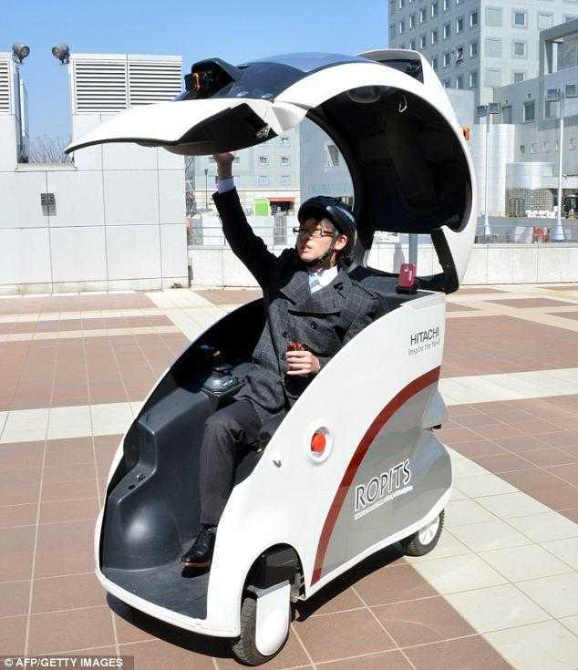 makina robot