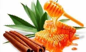 mjalti dhe kanella