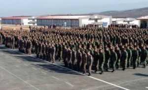 ushtria serbe