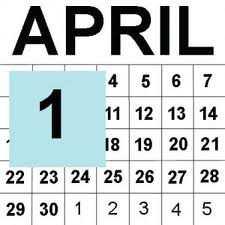 1 prilli