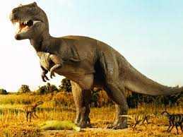 a kane ekzistuar dinozauret