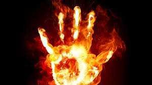 mos i hudh femijet ne zjarr
