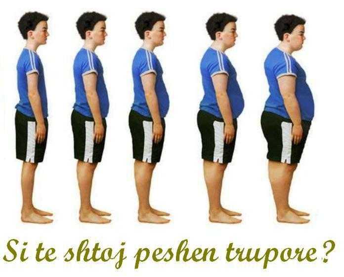 pesha trupore