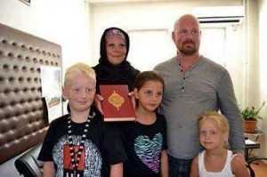 familja norvegjeze