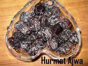 hurma ajwa