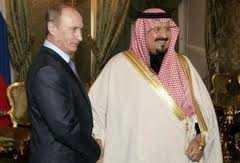 arabia rusia