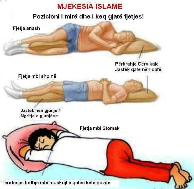 mos flej mbi stomak a