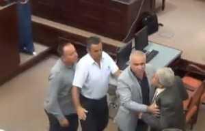 rrahje ne parlament