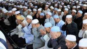ujguret musliman