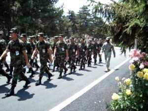 ushtria