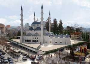 xhamia e madhe tirane