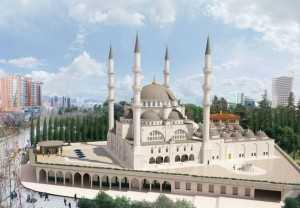 xhamia ne tirane