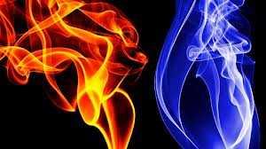 zjarri dhe uji