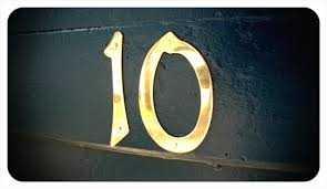 10 gjera