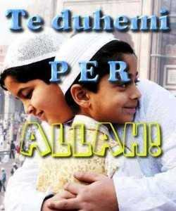 dashuria per hir te Allahut