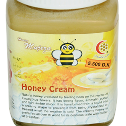mjalt kreme