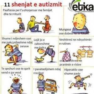 autizmi shqip