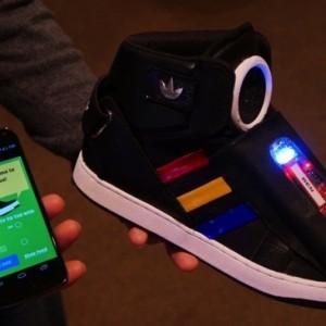 google smart shoes
