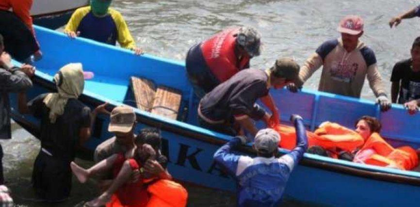Australi: Anija me azilkërkues u fundos në Oqeanin Indian