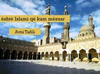 Ky është Islami që kam mësuar!