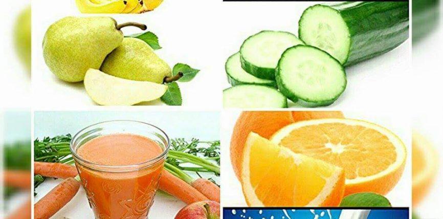 Ja se çfarë funksioni kryejnë në organizëm disa përzierje frutash