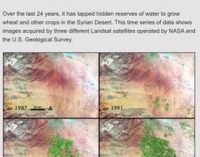 NASA zbulon diçka interesante ne tokat arabe