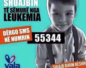 Mitrovicë: Shuajbi shtatëvjeçar vuan nga leukemia, ka nevojë për ndihmë