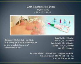 Ditet e hixhames ne Zvicer!!! (Foto porosi)