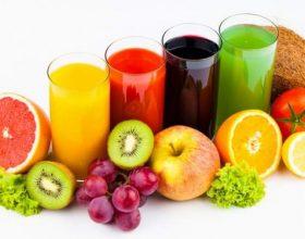 Mos e teproni me lëngjet e frutave