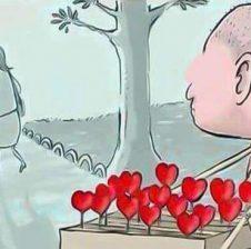 Disa e shesin lumturinë derisa vet nuk e shijojnë atë