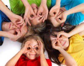 Fëmijët dallohen me shtatë cilësi