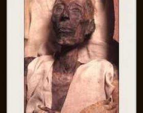Misteret e mumies së faraonit