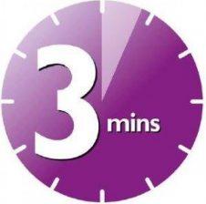 Ndrysho jetën në më pak se 3 minuta