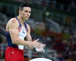 Ekipi olimpik amerikan çmendet pas hixhameve
