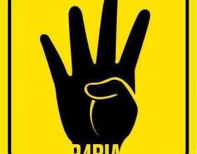 Shenja Rabaa bëhet simbol i masakrës në Egjipt