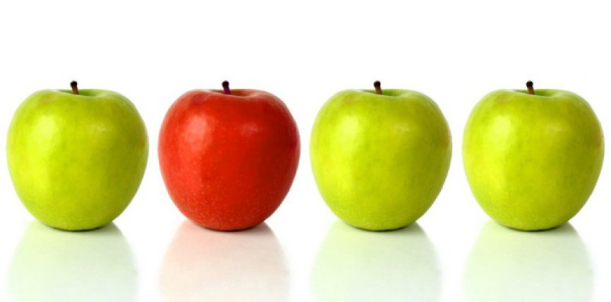 1 mollë + 1 mollë + 1 mollë = 4 mollë