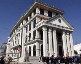 MPJ mohon se është sulmuar ambasada maqedonase në Prishtinë