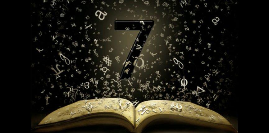 Numri 7 – enigma që çuditi botën! A e ke ditur ?