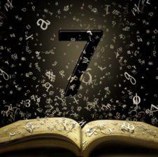 Numri shtatë dhe karakteristikat e tij
