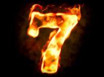 Numri 7 në Kuran