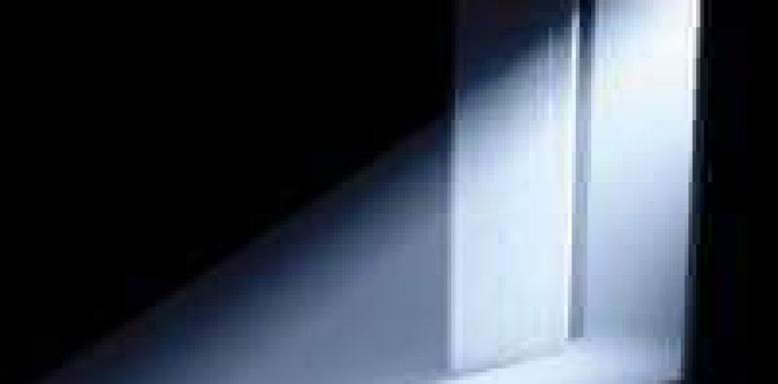 Lëreni një derë të hapur!