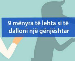 9 mënyra të lehta si të dalloni një gënjështar
