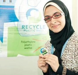 Muslimanja zbuloi mënyrën për shndërrimin e mbeturinave në naftë