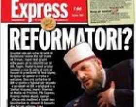 Mbyllet gazeta Express e cila ka shpifur pandërprerë kundër Islamit