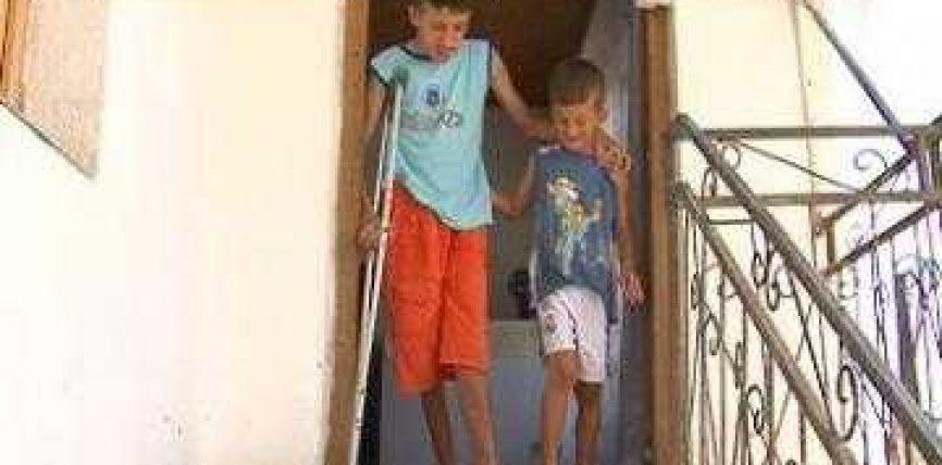 Kushte të rënda për jetë në familjen Memeti në Sllupçan