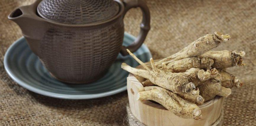5 Dobitë e çajit të ginsengut