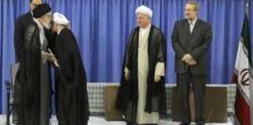 Hassan Rouhani president i Iranit