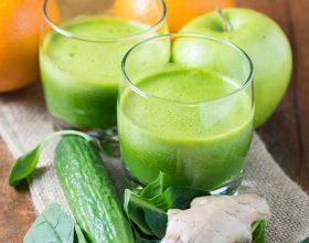 Lëng i Gjelbër