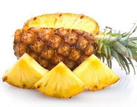 7 dobi shëndetësore të ananasit