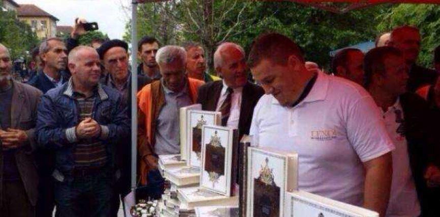 Kush po shpërndan Kuranin në Prishtinë?